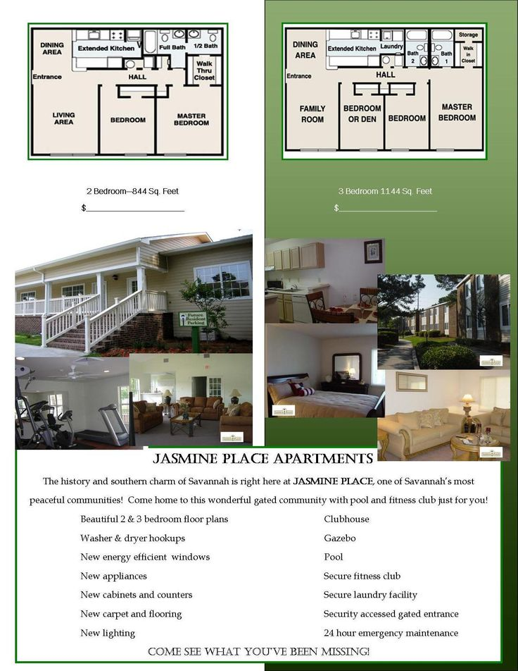 Apartment Brochure Design Cool Design Inspiration