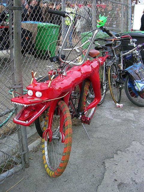 Bike fiets