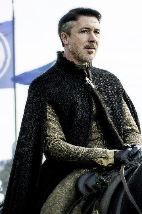 Petyr Baelish in Battle of the Bastards ©