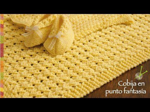 Un punto con textura, que no se enrosca, ideal para tejer bufandas, mantas, cojines y almohadones en dos agujas, explicado paso a paso según tu forma de teje...
