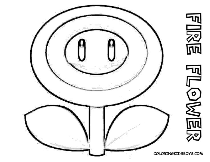 79 best Nintendo Coloring Pages images on Pinterest Coloring books