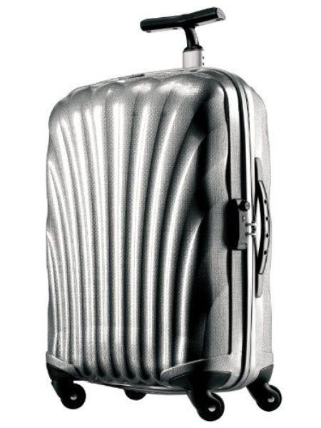 "Samsonite Cosmolite 32"" Spinner Upright Luggage - Silver"