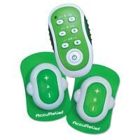 Carex Health Brands AccuRelief Wireless Tens Pain Relief System