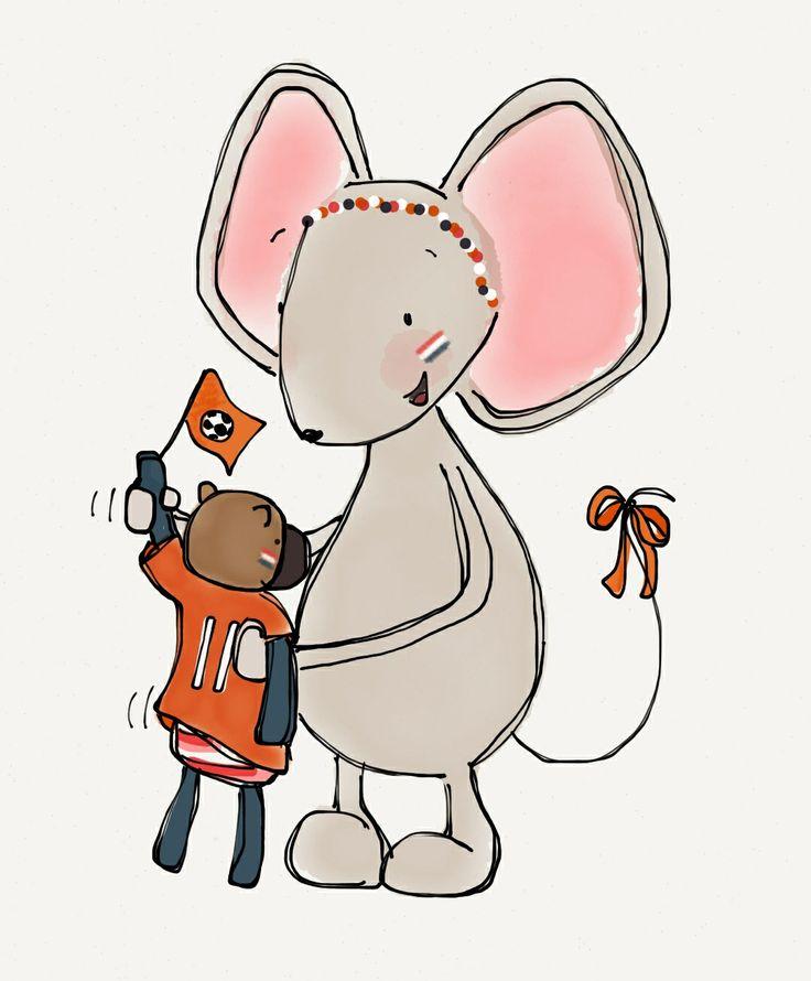 46 beste afbeeldingen van muis - Slaapkamer lay outs kindje ...