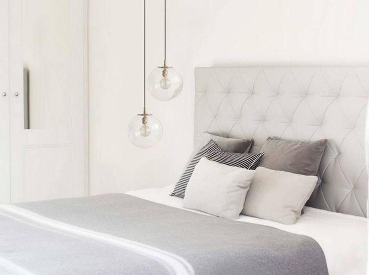 Ewelina Makosa Bedroom Design + Jan Garncarek Emiter Lamp