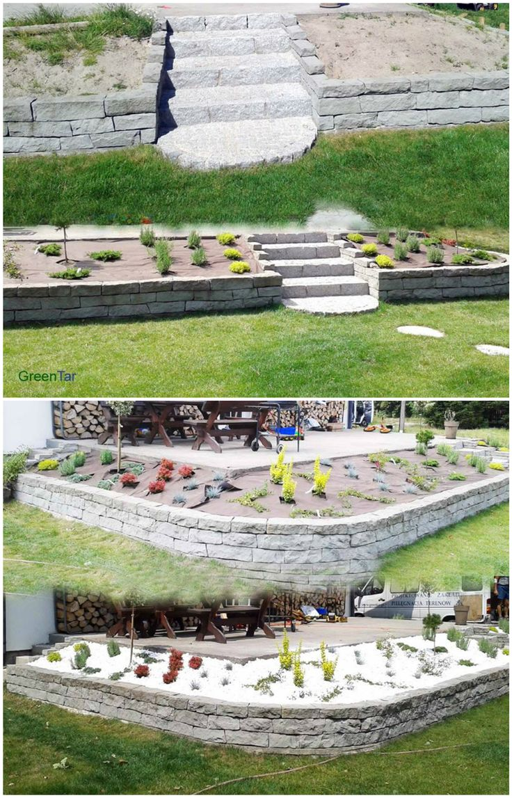 #greentar step by step to make a garden beautiful