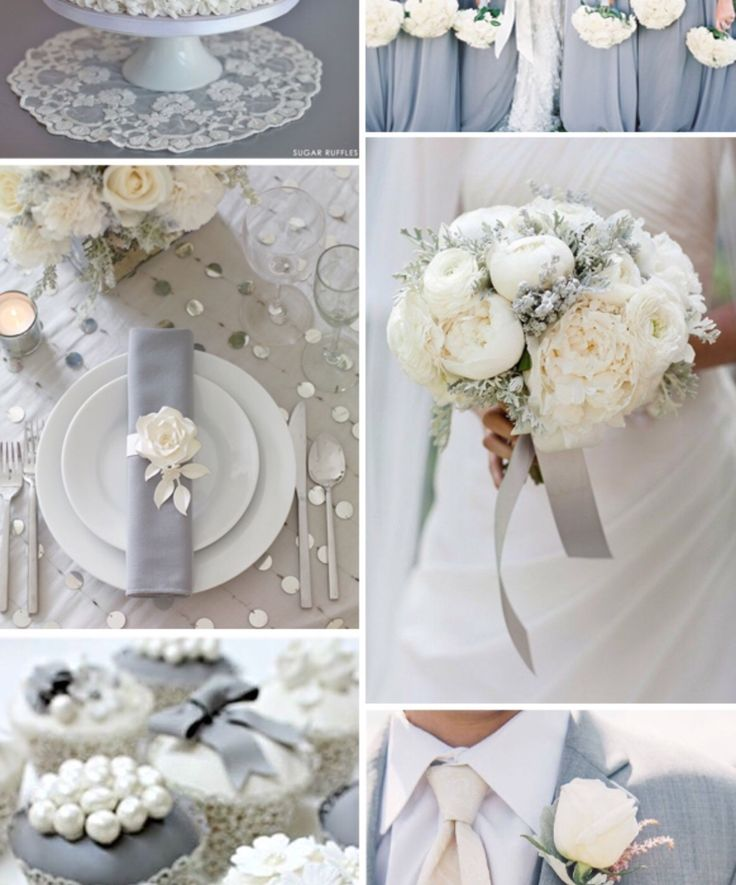 Moodboard - Colour palette of white, grey, cream and maybe splash of copper. This is just to show palette (don't like actual decor)