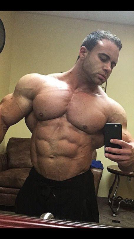 Aaron Clark | Bodybuilding | Pinterest | Muscles