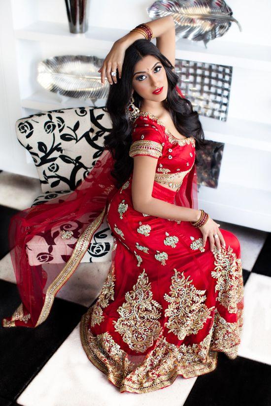 Indian Wedding Dresses 2014 1