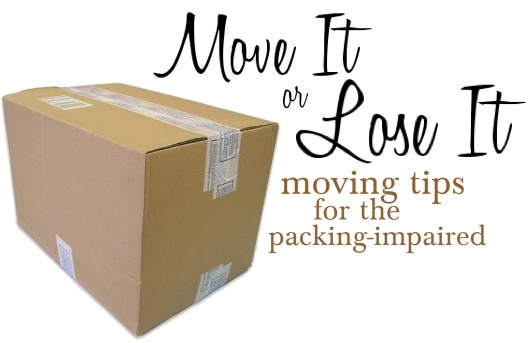 Moving tips for the packing impaired tips tricks for Moving to washington dc advice