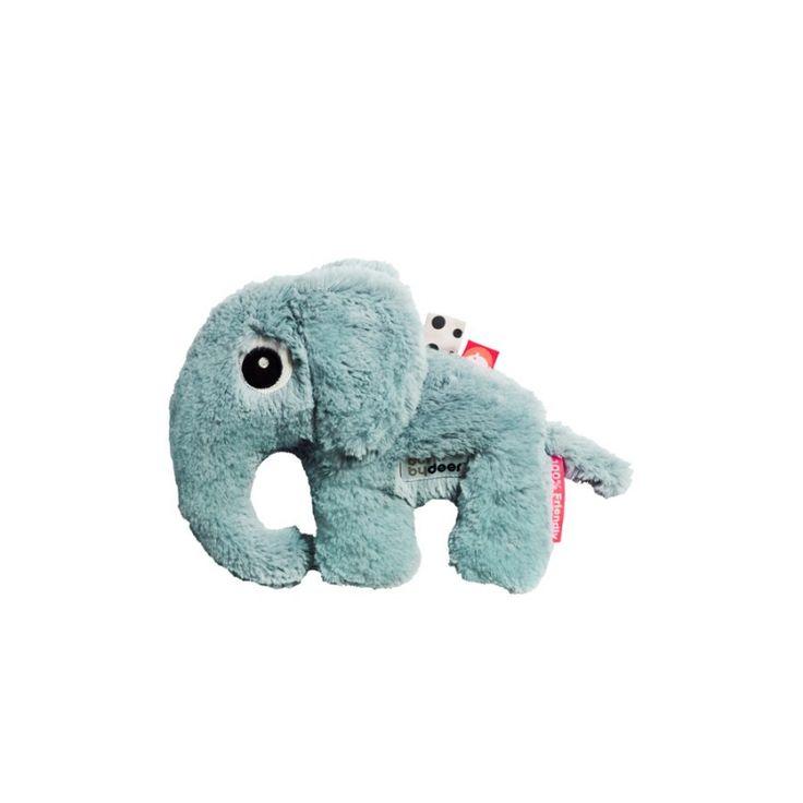 Knuffel Elphee de olifant is een heerlijk zachte knuffel. Raffi is een echte vriend, hij bewaart al je geheimpjes en houdt erg van knuffelen en van jou!!