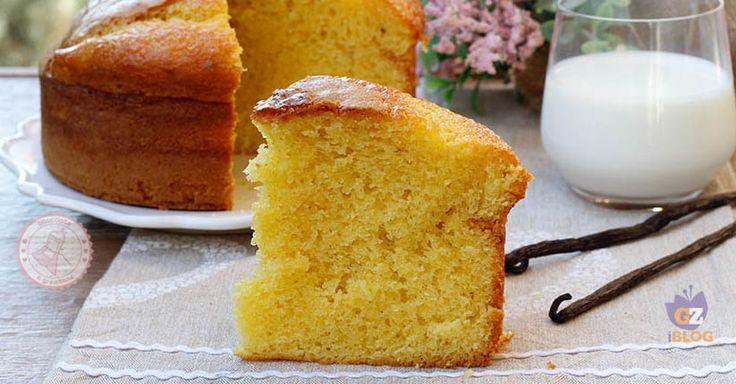 Torta 12 cucchiai alla vaniglia sofficissima, facile da preparare, profumatissima e perfetta sia per la colazione che per la merenda.