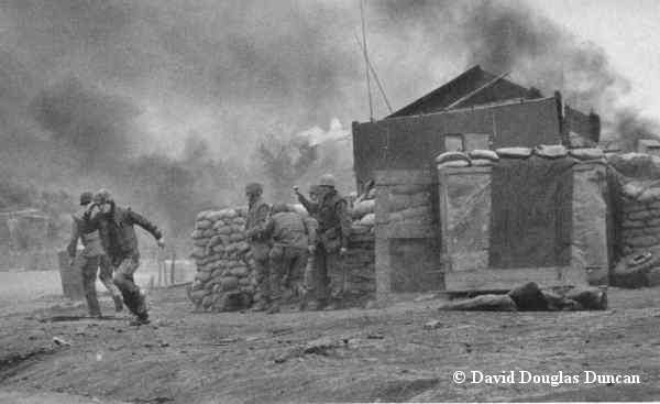 Battle of Khe Sanh in northwestern Quảng Trị Province, Republic of Vietnam (South Vietnam), between January 21, and July 9, 1968.