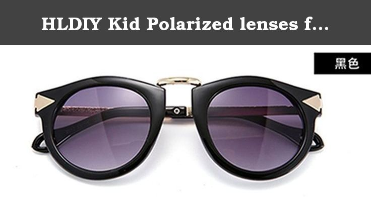 HLDIY Kid Polarized lenses frog mirror Anti-UV Sunglasses Child shades. This glasses is designed for Kids outdoor activities. Your kids will love wearing these Sunglasses at beach parties, pool parties, and summer parties.