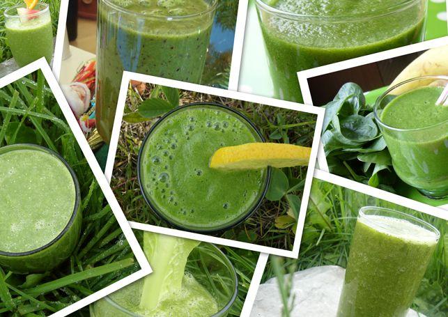 Le smoothie vert est un savant mélange de fruits et de légumes verts feuillus popularisé par Victoria Boutenko, qui s'est fortement inspirée de la soupe énergétique d'Ann Wigmore. C'est une délicie...