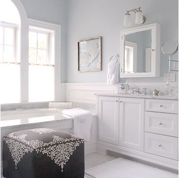 if we ever build on a master bathroom, I want it to look like this.