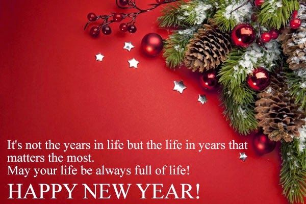 2015 Happy New Year Quotations | Wish you all Happy New Year 2015 . Don't forget to share this