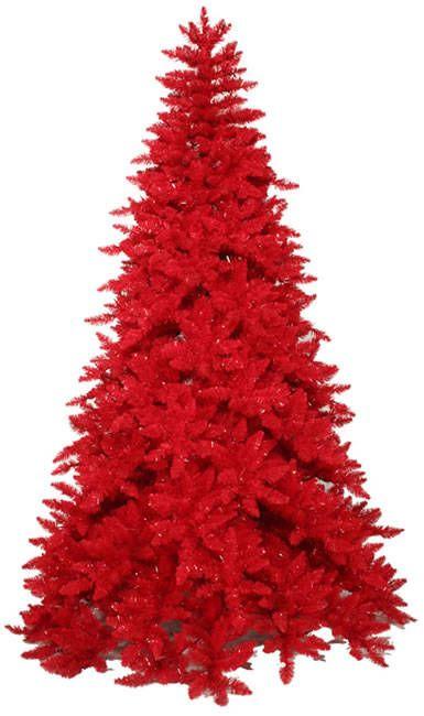 I already have one but, L-O-V-E red christmas trees!!!