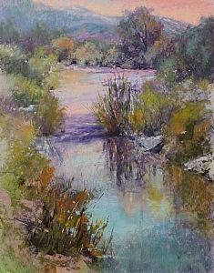... by Janis Lacey Ellison -- In Private Collection