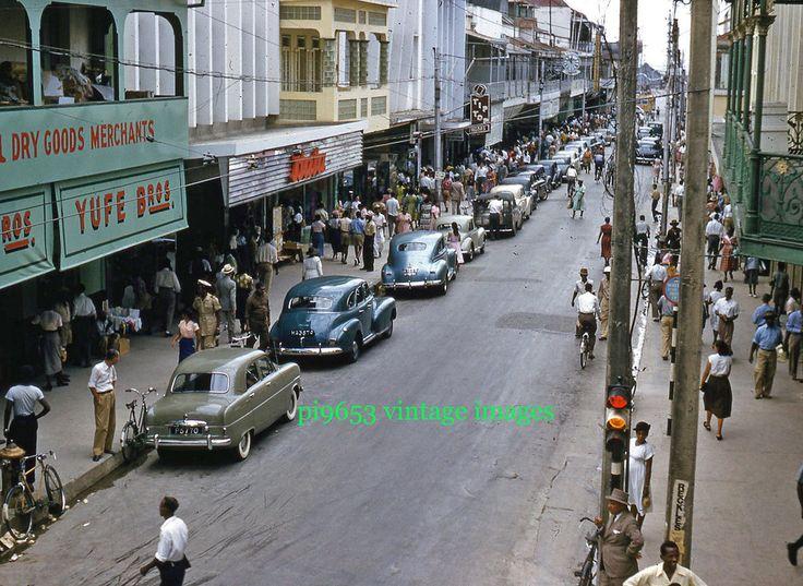 1950-е Тринидад Фредерик стрит2.JPG