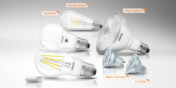 Do you know our big #ProductPortfolio for 2017? Meet our large range of #OSRAM #LED #Lamps. #technology #MadeInGermany