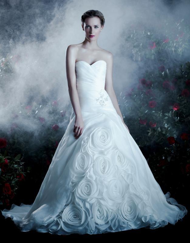 Anjolique Wedding Dress (A451)