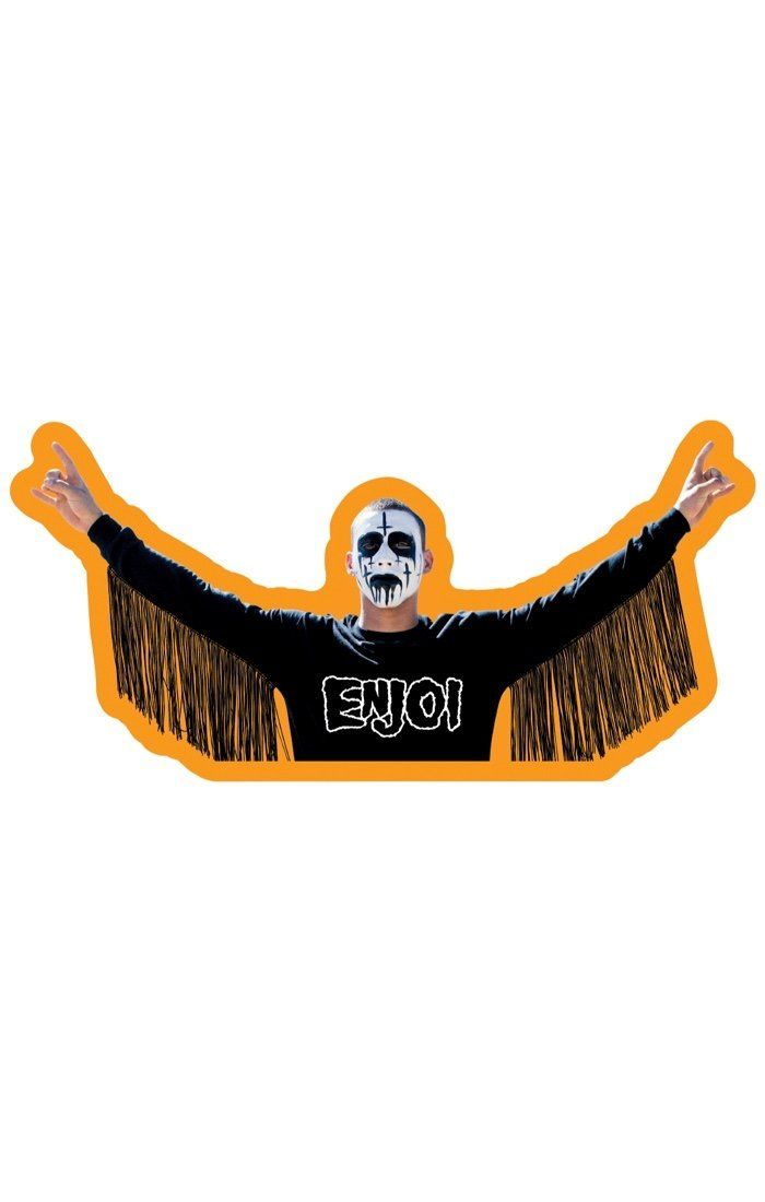 Enjoi Skateboards Kotr Sticker **Pre-sale
