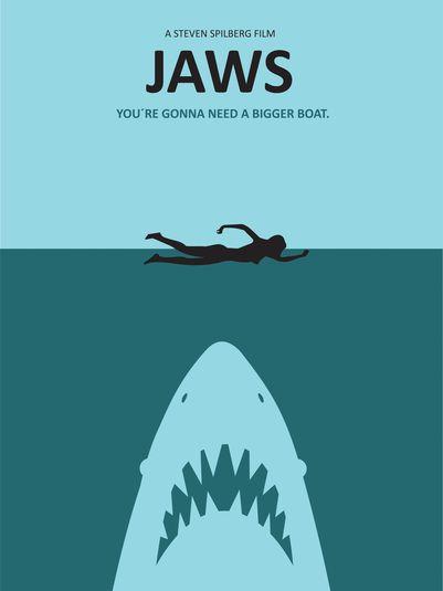 JAWS - TUBARÃO - Steven Spilberg