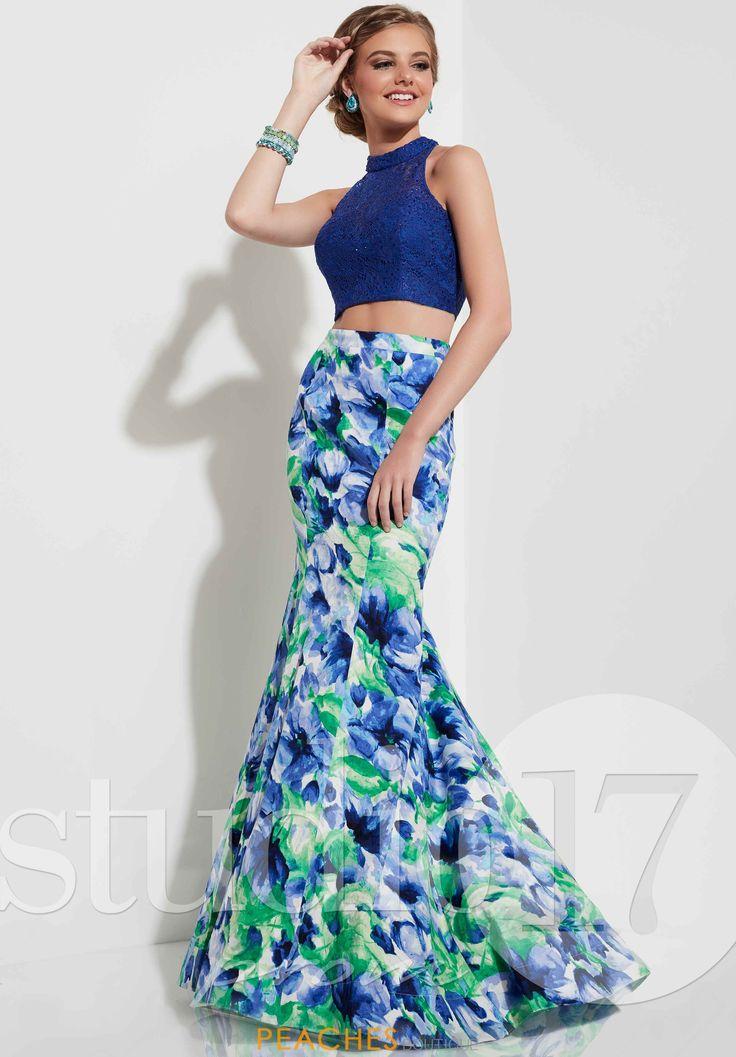 Studio 17 Two Piece Print Dress 12620