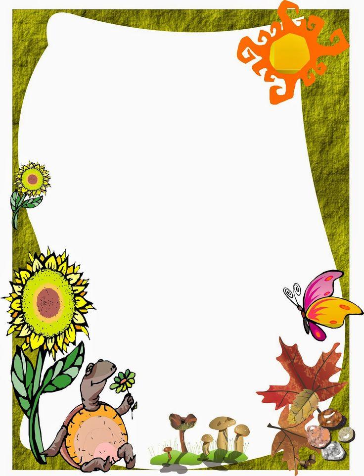The 25 best ideas about caratulas para cuadernos for Borde para jardin