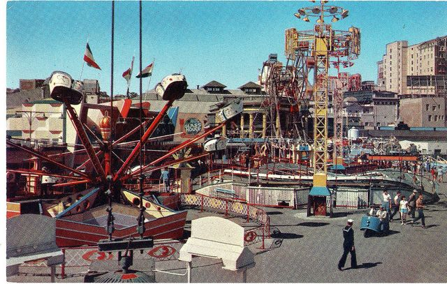 NU-PIKE  LONG BEACH CA: Vintage Los, The Angel, Amusement Parks, Beaches Pike, Pike Long, Long Beaches California, Childhood Places, Places Long, Vintage Carnival