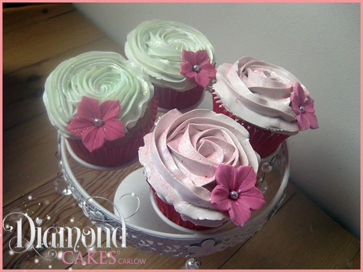 Celebration Cupcakes - Cake by DiamondCakesCarlow