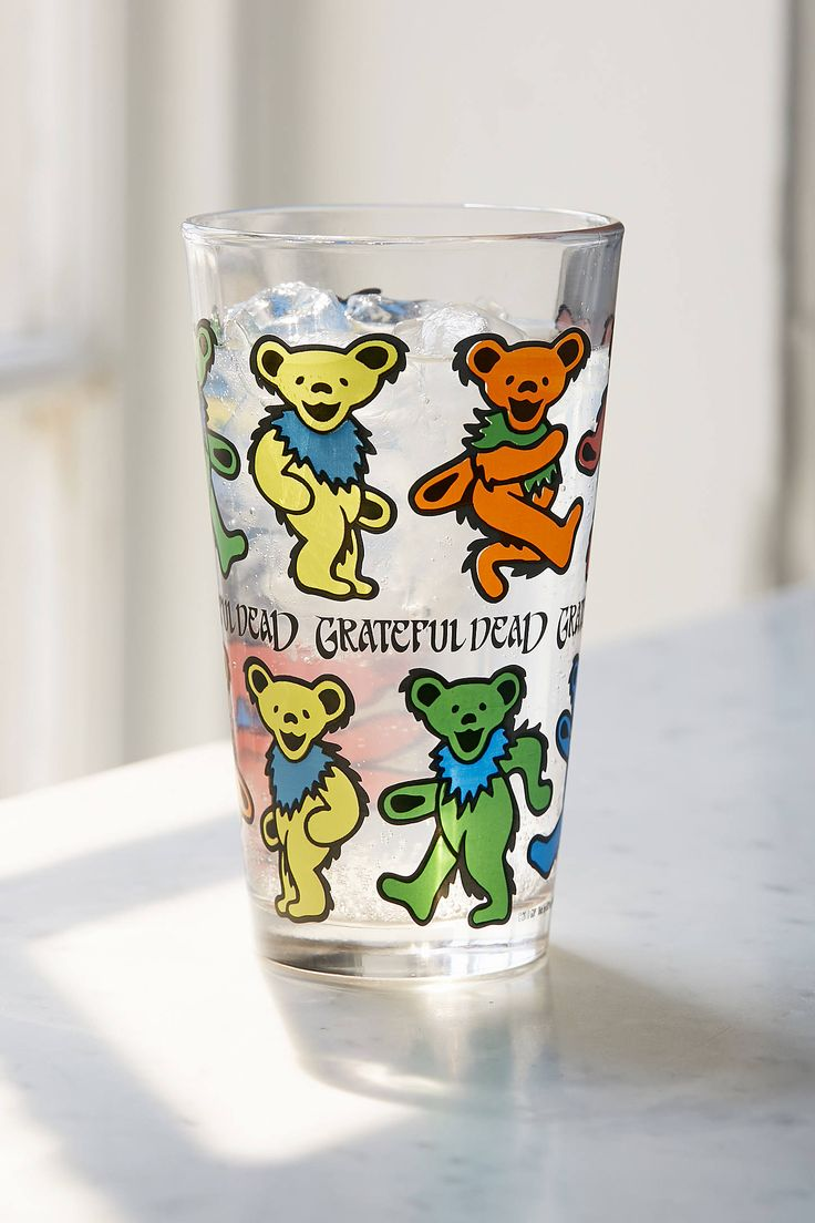 Shop Grateful Dead Pint Glass at Urban Outfitters today. We carry all the latest styles, colors and brands for you to choose from right here.