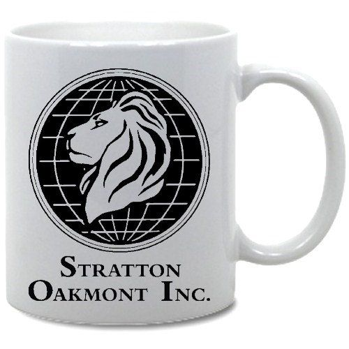 The Wolf Of Wall Street Stratton Oakmont Inc Cool by PLAN9TSHIRTS