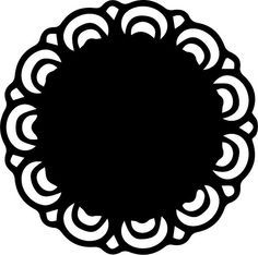 Doily 4 | The Craft Chop  svg free file  cricut silhouette