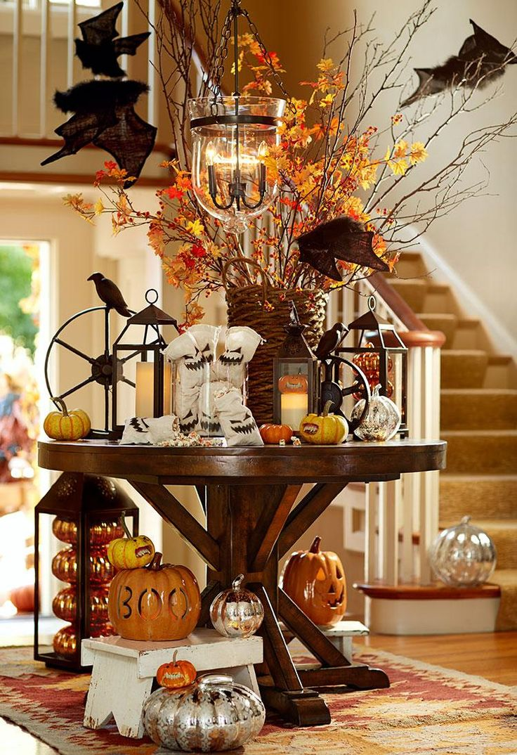 Halloween decorations : IDEAS & INSPIRATIONS Halloween Decor: