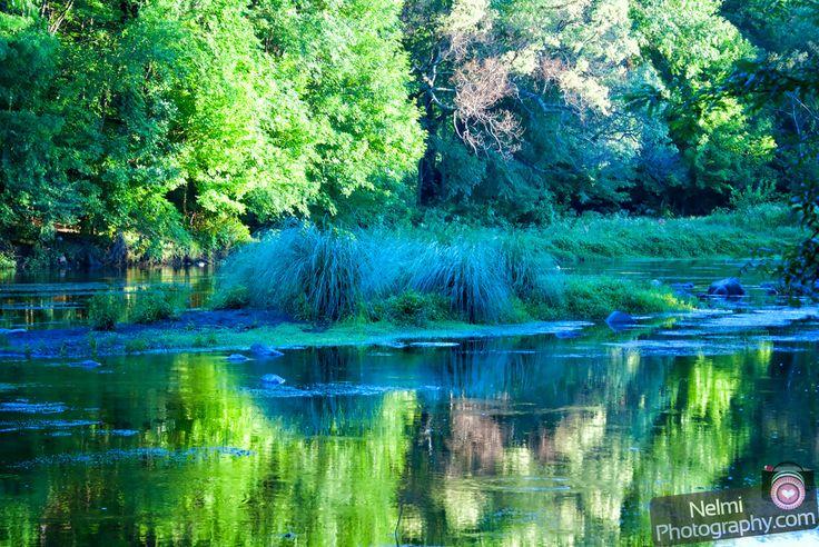 Early morning at the river. Santa Rosa de Calamuchita - Argentina.  http://nelmiphotography.com