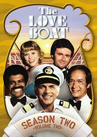Gavin Macleod & Ted Lange - The Love Boat: Season 2, Vol. 2