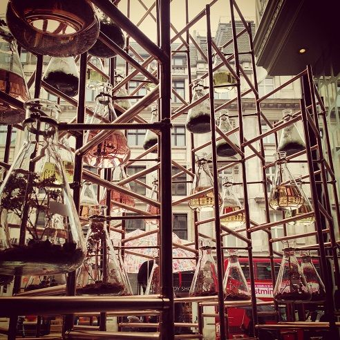 Penhaligon's and the London Design Festival