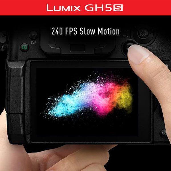 Panasonic Firmware Updates (2018/10/23) for LUMIX Cameras DC-GH5