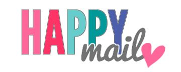 FREE!  Happy Mail printables - 5160 and 5163 Avery Labels!   Follow BRENDA STER on FB!  http://www/facebook.com/charmedsuite