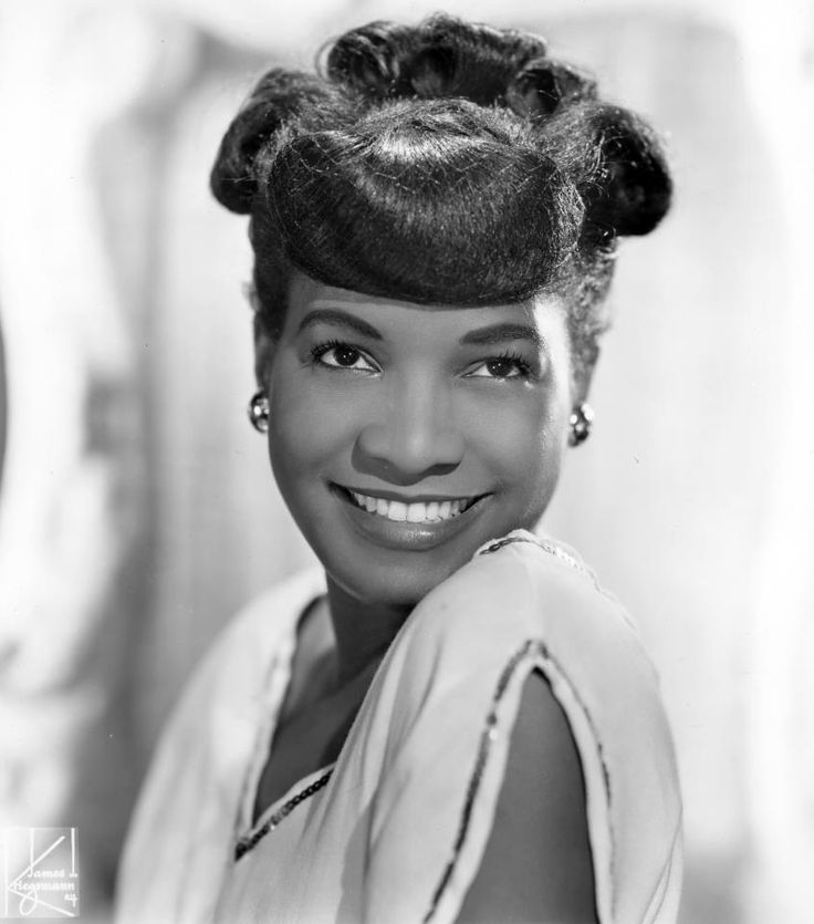 Carline Ray, a pioneering jazz multi-instrumentalist and singer, circa 1940s. Ms. Ray, a member of the all-female International Sweethearts of Rhythm in the 1940s who played bass with luminaries like Mary Lou Williams, died on July 18th in New York...