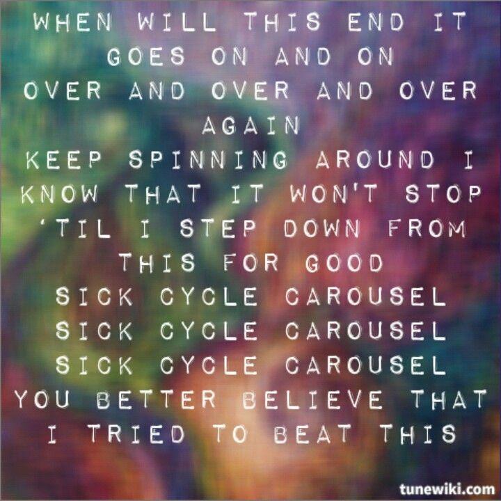 Sick Cycle Carousel