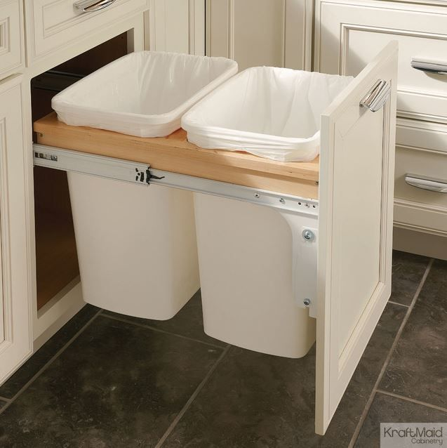 http://www.houzz.com/photos/8138119/KraftMaid-Base-Top-Mount-Wastebasket-Double-transitional-trash-cans-detroit