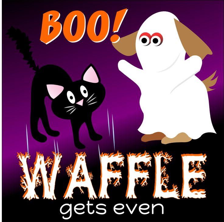 BOO! Well it is Halloween!