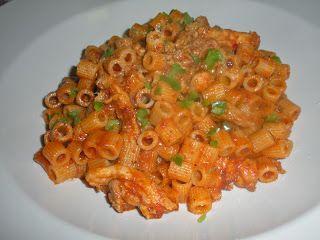 Chef JD's Comfort Cuisine: Tunisian Ditali Rigati Pasta with Chicken and Hari...
