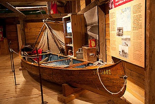 The Canadian Canoe Museum in Peterborough is the only museum in North Amaerica specialized in canoes. Enjoy the video http://www.youtube.com/watch?v=V774GhR3Ljc
