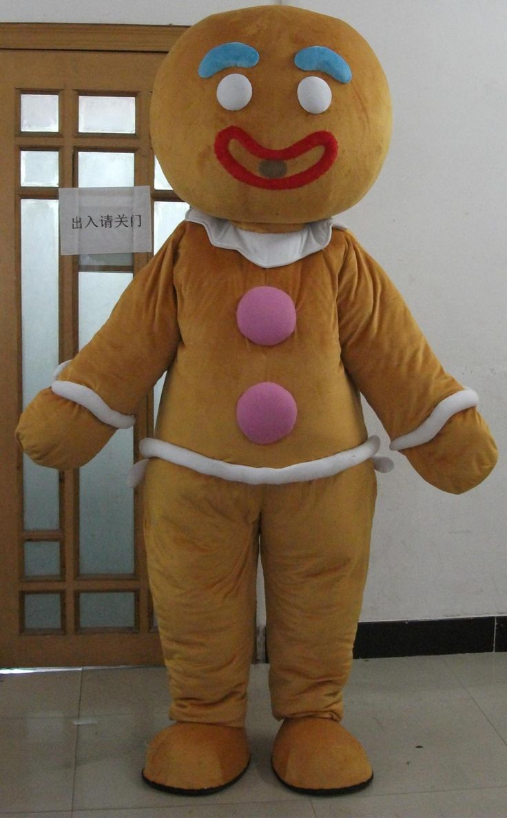 1000 ideas about gingerbread man costumes on pinterest
