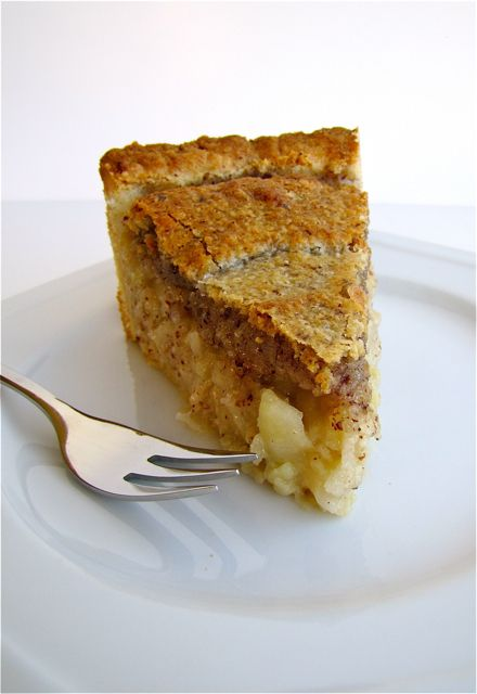 Oma Ingrid's German Apple Cake