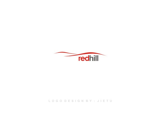 New logo wanted for RedHill by jietu